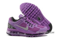 http://www.getadidas.com/nike-air-max-2013-womens-running-shoe-purple-silver-gray-topdeals.html NIKE AIR MAX 2013 WOMENS RUNNING SHOE PURPLE SILVER GRAY TOPDEALS Only $79.61 , Free Shipping!