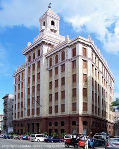 Edificio Bacardí, Art Deco en la Habana Vieja