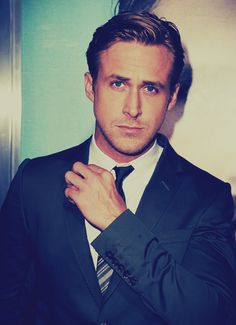 Ryan Gosling ~ I'm a little obsessed thanks to my English class 