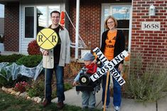 Cortney and Jon Ophoff's Family Site - Live and Learn - Making the train costumehappen