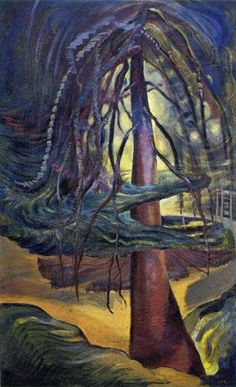 In A Circle (oil) Emily Carr . http://web.ncf.ca/ek867/2011_07_01-15_archives.html