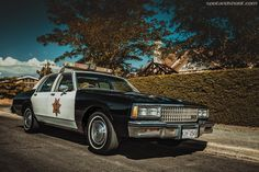 Chevrolet Caprice Police Car by Andrey Moisseyev on 500px