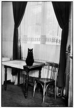 Henri Cartier-Bresson - Paris. 1964.
