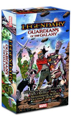 Legendary DBG: Guardians of the Galaxy - $17