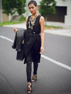 look-vestido
