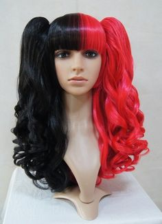 cosplay wigs | ... Red Distinctive Lolita Cosplay Wig $-Princess Wigs - My Lolita Dress