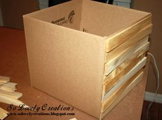 Easy DIY Boxes