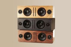 Handsomely Designed Wooden Tech Gear - Hey Gents