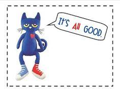 pete the cat activities | Pete the Cat freebies