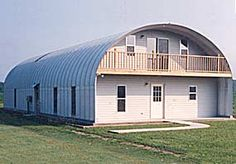 Quonset hut homes plans residential steel homes prefab for Metal building layouts