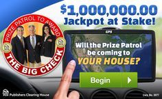 PCH Win 10 Million Dollars Sweepstakes - Bing images Instant Win Sweepstakes, Online Sweepstakes, Win For Life, The Life, Publisher Clearing House, Instant Win Games, Winning Numbers, Cash Prize, A Team