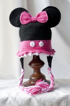 Minnie!! Schrieber :) Brookie wants a new hat :) hehe