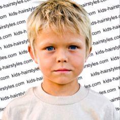 Boy hair for Max???? Don't know if I'm ready to go this short