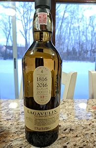 Lagavulin 12 CS, 2016 Release | My Annoying Opinions
