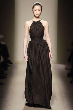 Bottega Veneta Fall 2006 Ready-to-Wear Fashion Show - Romina Lanaro