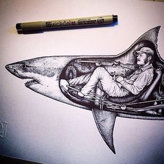 You're gonna need a bigger shark.