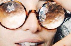 the girl with kaleidoscope eyes...