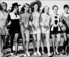 moda antiga anos 60