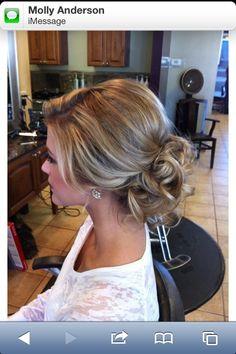Purple hair / hair up / creative hair My Hairstyle, Pretty Hairstyles, Wedding Hairstyles, Wedding Updo, Prom Updo, Bridal Updo, Bridesmaid Hairstyles, Latest Hairstyles, Messy Hairstyles