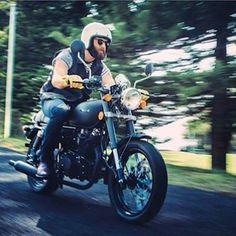 Braaap Mercury Cafe Racer Instagram Widget, Bobber, Mercury, Style, Swag, Outfits