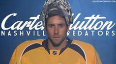 Carter Hutton - Nashville Predators