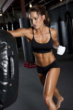 be fit by boxing