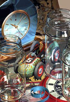 Gary Cody, Cars and Jars