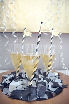 Ring in the New Year! | CatchMyParty.com