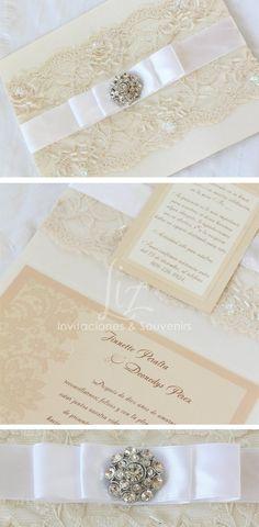 Vintage! invitación de boda / wedding invitation
