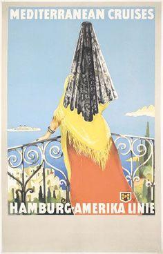 Hamburg - Amerika Linie ~ Albert Fuss
