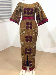 Auspicious Ankara Gowns to Copy - Ani Exclusive Women's Dresses, African Maxi Dresses, Ankara Dress Styles, African Fashion Ankara, Ankara Gowns, Latest African Fashion Dresses, African Dresses For Women, African Print Fashion, Africa Fashion