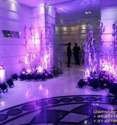 Trust us with your wedding plans. For wedding decoration in delhi find us @ http://www.glamshine.in/