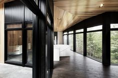 Screen House / Alain Carle Architecte