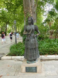 Statue - Ronda