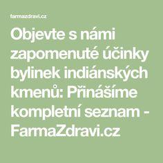 Objevte s námi zapomenuté účinky bylinek indiánských kmenů: Přinášíme kompletní seznam - FarmaZdravi.cz