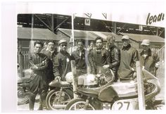 Invasion of the Japanese, this was their first visit to the TT in 1962 with Jim Redman on Honda. The rest is history. Open Face Motorcycle Helmets, Motorcycle Racers, Open Face Helmets, Racing Motorcycles, Biker Accessories, Road Racing, Vintage Racing, Pilots, Motorbikes