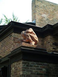 Frank Lloyd Wright Home + Studio  Frank Lloyd Wright 1889 - 1898