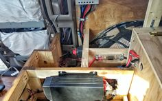 Epic Guide to DIY Van Build Electrical: How to Install a Campervan Solar Electrical System Van Conversion Wiring, Vw Lt, Van Living, Electrical Wiring, Campervan, Solar Power, 3d Printing, Home Appliances, Building