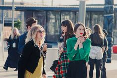 Katherine Lowe Part 2: Surviving Fashion Week