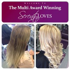 3f9fc4b18b9 Colour Makeovers @ Serenity Loves · Want to get rid of your ombre now? This  lovely colour was done by Diana