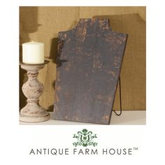 #Vintage #necklace holder #swoon http://www.antiquefarmhouse.com/current-sale-events/black-decor-accents/wood-necklace-display.html