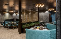 Vintage Looking Restaurant Design Has Modern Experience Neovana Design The Architects Diary Restaurant design Design Restaurant design rustic