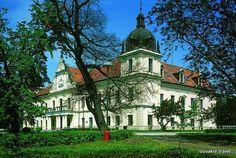 Slovakia, Trebišov - Baroque-classical mansion Baroque, Wanderlust, Mansions, House Styles, Travel, Home, Viajes, Manor Houses, Villas