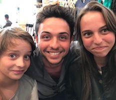 Sibling Love Showcased On Jordanian Royals' Social Media
