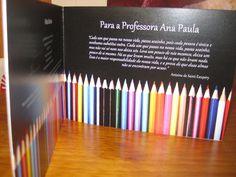 Portfólio - Biografias por Encomenda Presente para a professora.