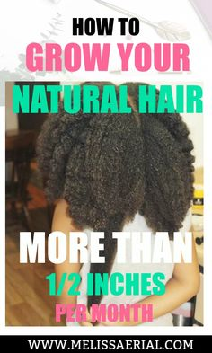 Sharing my hair growth secrets to hair care and fast hair growth for all hair types to grow natural hair using proven home remedies. Natural Hair Growth Remedies, Natural Hair Growth Tips, How To Grow Natural Hair, Hair Growth Oil, Natural Hair Care, Natural Hair Styles, Natural Hair Growing, Relaxed Hair Growth, Natural Hair Puff