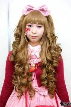 lolita asian style clothes   ... Japanese Lolita & Harajuku Fashion Show (51) – Tokyo Fashion News