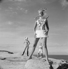 1969 space age fashion