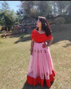 Waist Skirt, High Waisted Skirt, Lehenga Choli, Summer Dresses, Skirts, Blouses, Fashion, Moda, Blouse