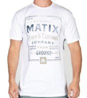 Matix-Washed n Dyed Tee White http://www.defyboardshop.com/shop/pc/Matix-Washed-n-Dyed-Tee-White-438p76021.htm